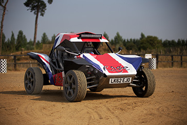 Rage R200T Buggy